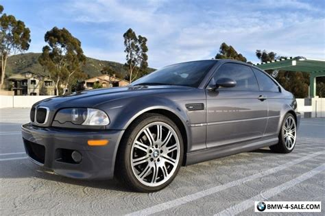 2002 bmw m3 for sale 2002 bmw m3 for sale in united states