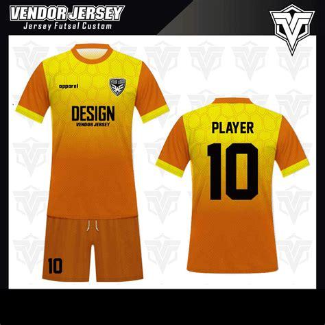 Baju Kaos Anak Macan Keren koleksi desain jersey futsal 02 vendor jersey bekasi