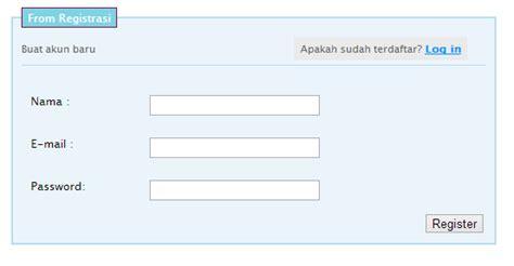 membuat website forum dengan php membuat aplikasi registrasi dengan aktivasi email