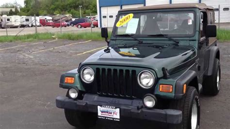 2000 Jeep Sport Reviews by 2000 Jeep Wrangler Review