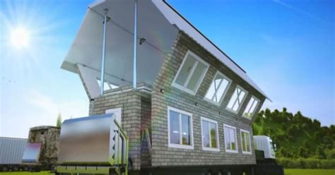robotic home of the future is built in minutes could