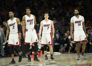 heat nation should be glad the miami heat remain intact