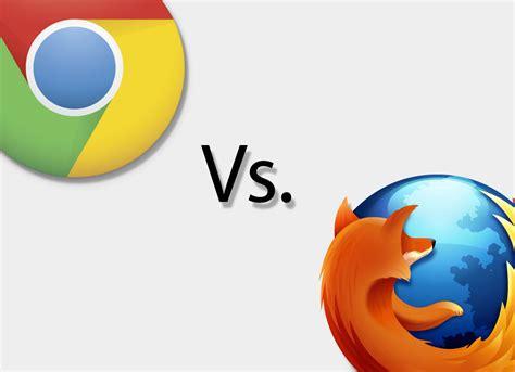 chrome vs mozilla 5 cosas por las que firefox es mejor que google chrome