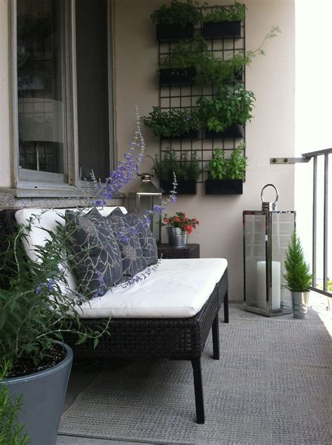 vertical herb garden   small balcony small balcony