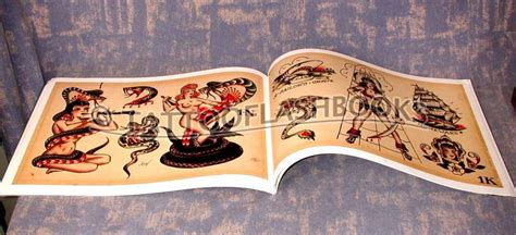 sailor jerry tattoo flash rise tattooflashbooks sailor jerry flash volumes