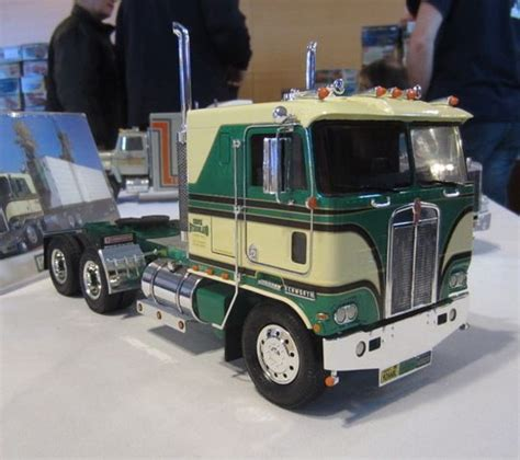 kw truck models kenworth rig model cars pinterest rigs