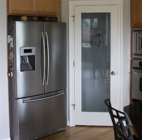interior pantry doors with glass interior doors with frosted glass design ideas