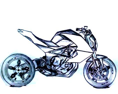 desain gambar motor gambar kumpulan sketsa motor konsep kiriman pemirsa