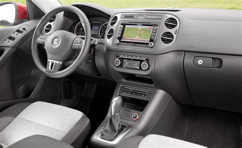 2014 Volkswagen Tiguan Interior by Car And Driver