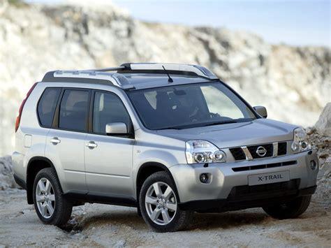 Nissan Xtrail T31 nissan x trail t31 2007 10