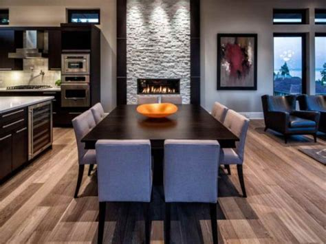 Dining Room Ideas With Fireplace by 21 Attractive Dining Room Fireplace Ideas For Pleasant