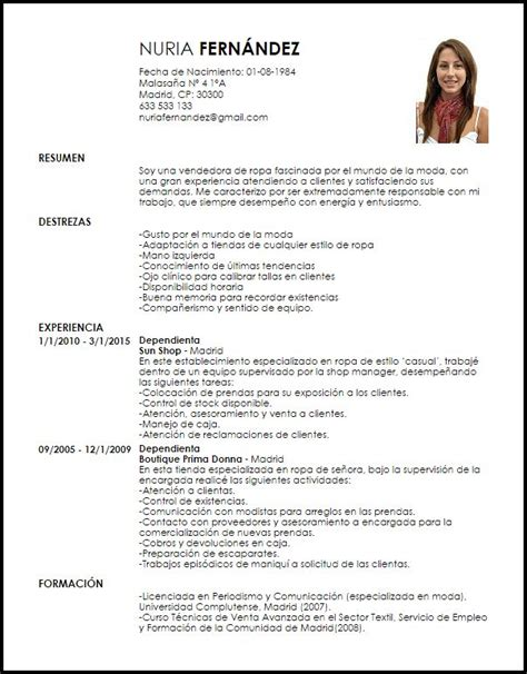 Modelo De Un Curriculum Vitae Basico 25 Best Ideas About Modelo Curriculum On Curr 237 Culo Profissional Modelo Curriculo