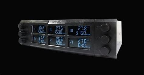 best computer fan controller reeven six ii rfc 02 fan controller review