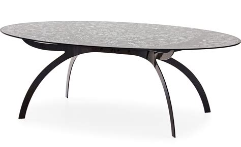 the elongated beauty of the oval dining table dining tord boontje oval table