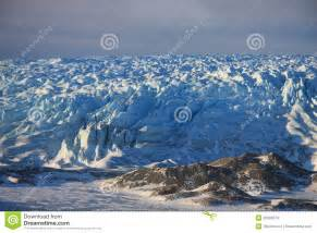 Interior Design Clipart The Russell Glacier Greenland Royalty Free Stock Images