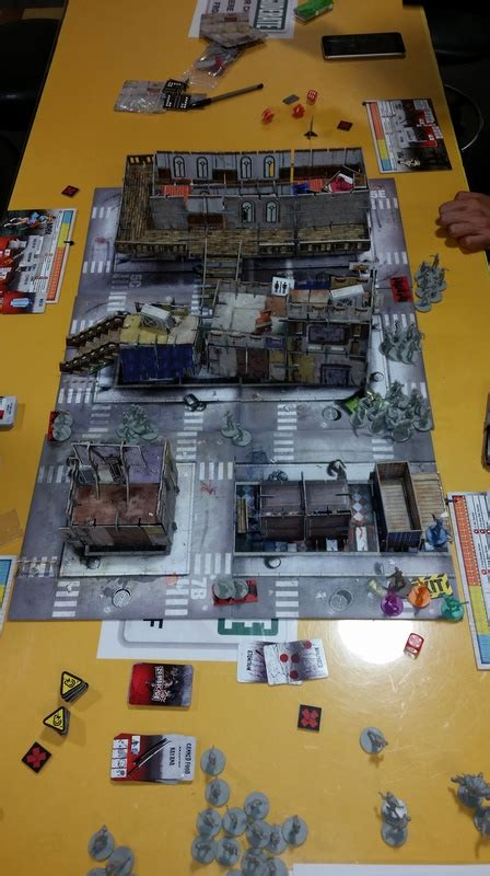 energy drink zombicide 3d zombicide