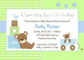 baby shower invitation for boy personalized by traditionsbydonna