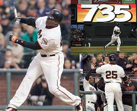 barry bonds hits hr 735 chris padres 5 at
