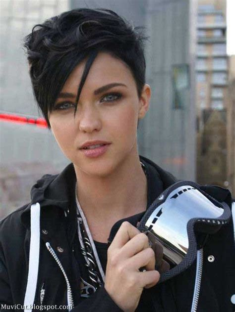 short haircuts for butch women haircuts 10 cute short hairstyles for round faces short