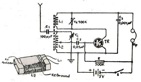 Box Lu Taman Gambar Skema Rangkaian Elektronika 90 Rangkaian