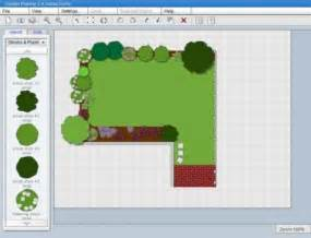 landscape layout program free landscaping garden designs online free software