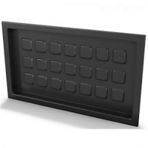 basement vent covers shop crawl space door systems 18 in x 10 5 in black plastic foundation vent cover at lowes
