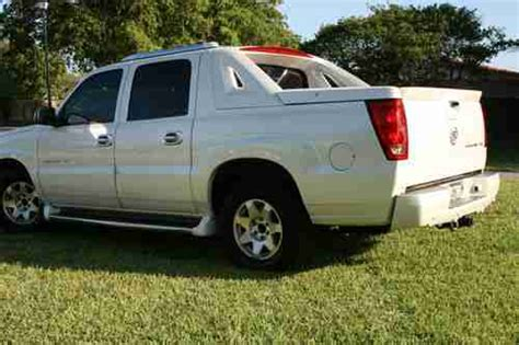 find used 2002 cadillac escalade ext escalade white cadillac ext truck low miles in miami find used 2002 cadillac escalade ext escalade white cadillac ext truck low miles in miami