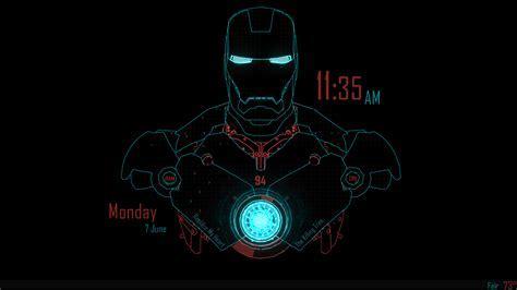 Tony Stark Theme by Knovocaine on DeviantArt