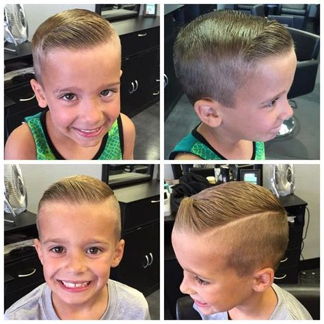 Little Lads Haircut | little lads in training you re never too young to look
