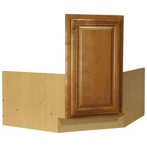 corner kitchen sink cabinet home depot hton bay cambria assembled 36x34 5x24 in corner sink