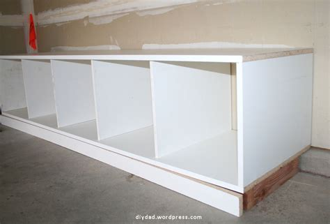 mud bench building a mudroom bench get free plans to build sheds