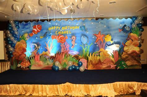 Nemo Decorations by Nemo Birthday Decorations Home Ideas