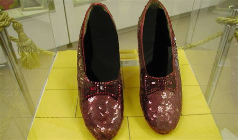 who stole the ruby slippers fund this who stole the ruby slippers out magazine