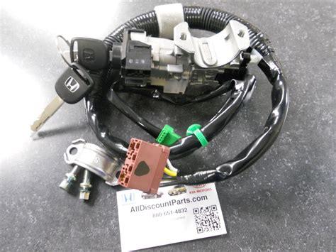 honda odyssey ignition switch 2003 2004 genuine honda odyssey ignition switch assy w