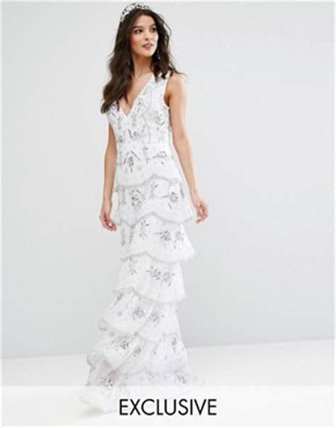 Hochzeitskleid Schuhe by Brautmode Hochzeitskleider Schuhe Und Accessoires Asos