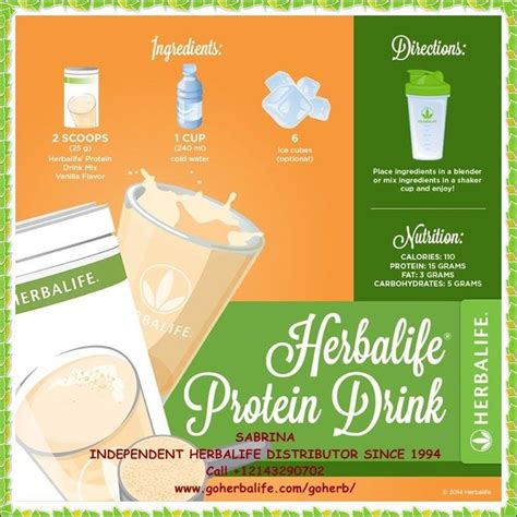 1 protein shake a day enjoy your herbalife formula 1 protein healthy meal shake