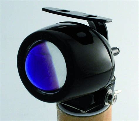 Ellipsoid Motorrad Scheinwerfer 7 by Mini Ellipsoid Nebelscheinwerfer Oval Schwarz Beleuchtung