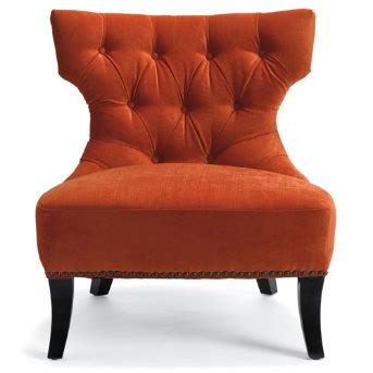 burnt orange chair burnt orange tufted chair fab furniture