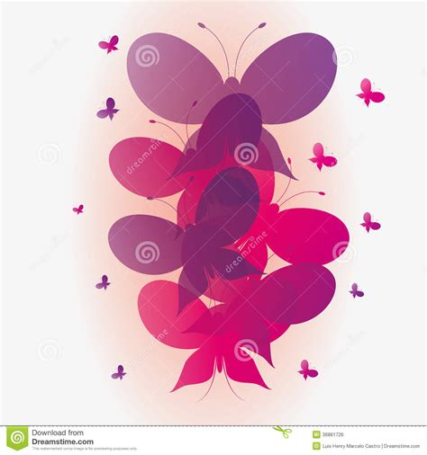 wallpaper butterfly pink vector vector abstract pink and purple butterflies background