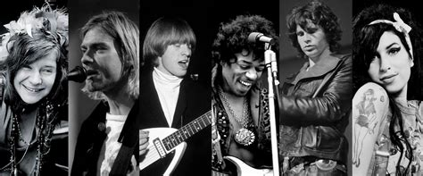 dead musician 27 club a myth study finds cbs news 27 club show celebrates the lives of musicians gone too