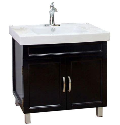 square bathroom vanity sink square single sink wood vanity in bathroom vanities