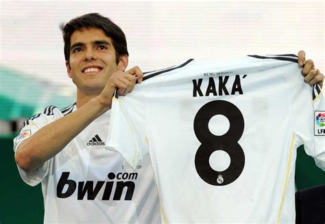 Kaka Import football top10s 10 worst signings in real madrid history