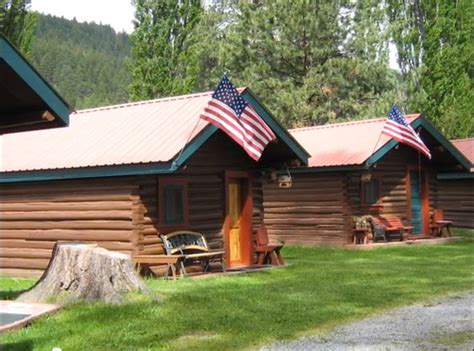 Broken Arrow Cabins by The Broken Arrow Resort Gibbonsville Id Resort Reviews Resortsandlodges