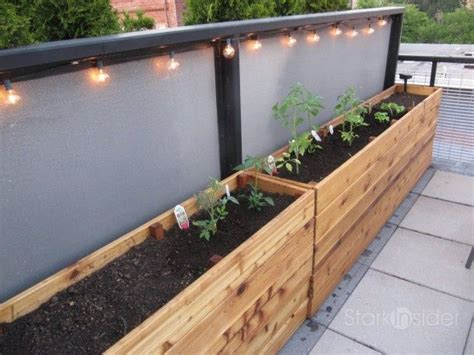 vegetable planter boxes plans vegetable gardening