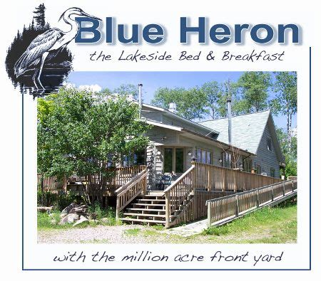 blue heron bed and breakfast 1000 images about ely minnesota on pinterest granola