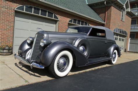 1936 lincoln model k information and photos momentcar
