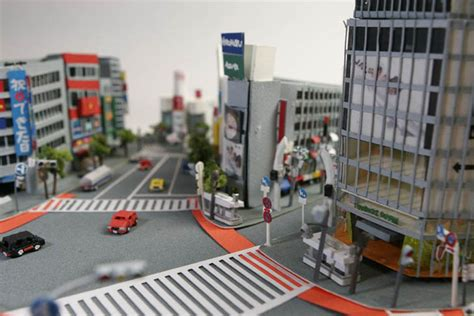 How To Make A City With Paper - artist yumiko matsui recreates the city of tokyo entirely