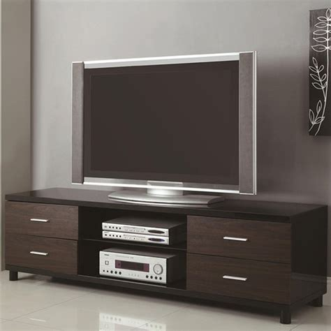 Tv Stand black wood tv stand a sofa furniture outlet los