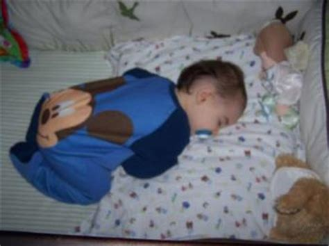 My Baby Will Not Sleep In His Crib Do You Think It Is Okay To Sleep With Your Baby In Bed And For How Mylot