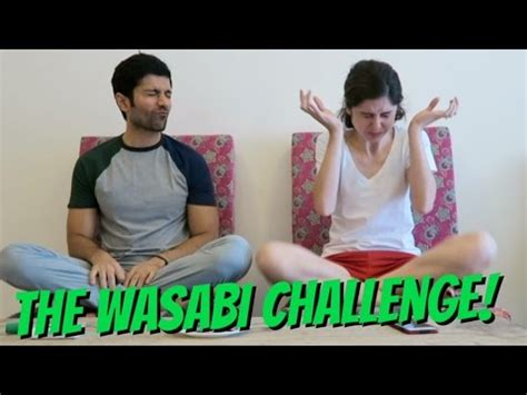 the wasabi challenge